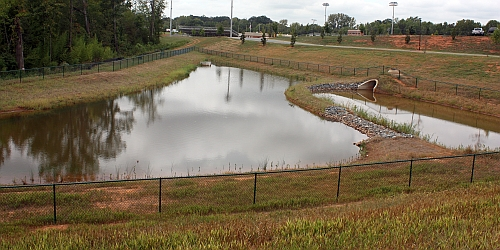 Water Quality Pond